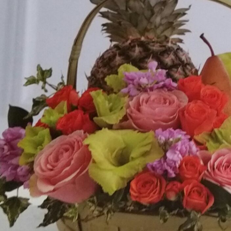 Fruits & Flower